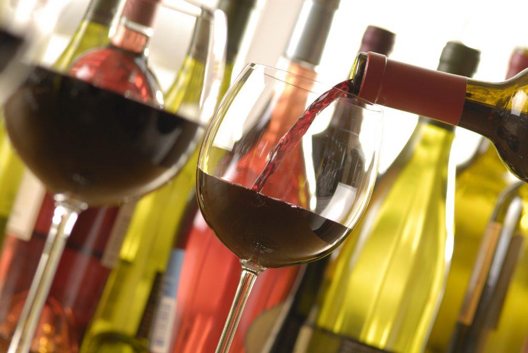 Large Wine Pour