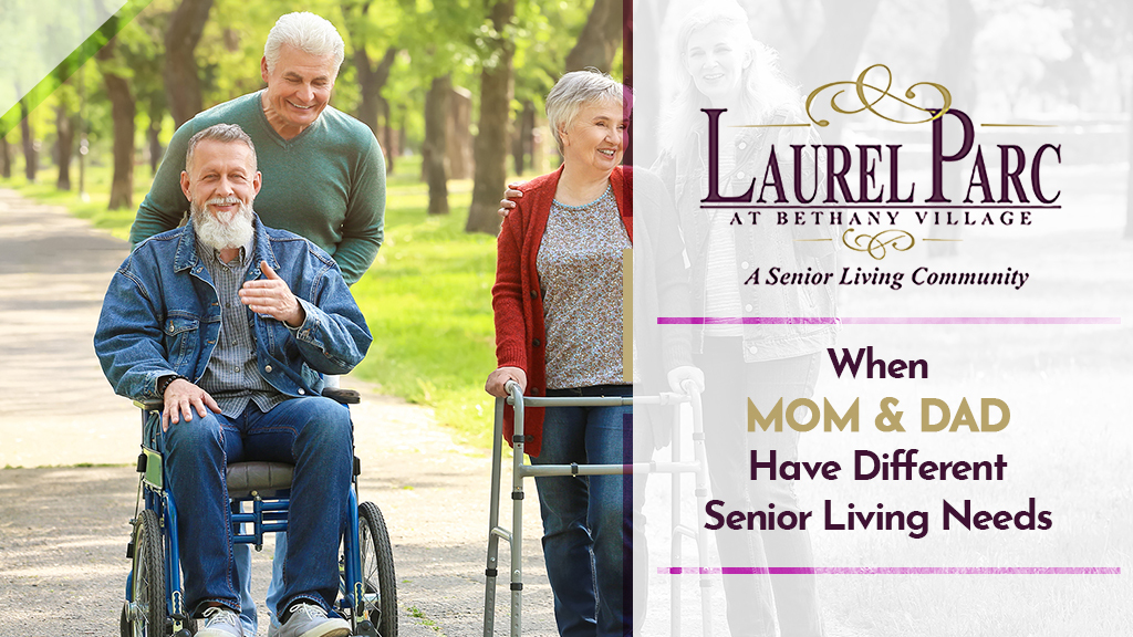 assisted living needs